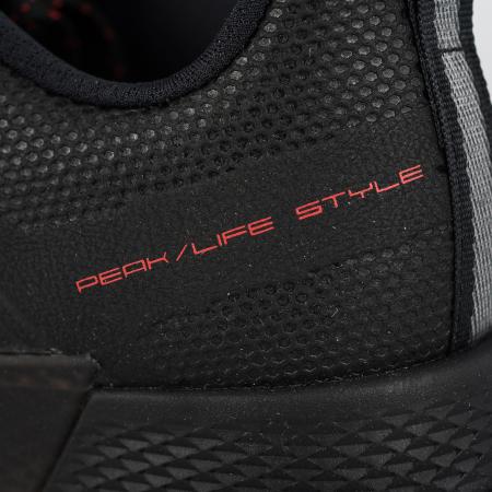 Pantofi sport PEAK Urban barbati negru/rosu [4]