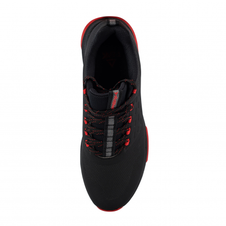 Pantofi sport PEAK Urban barbati negru/rosu [3]