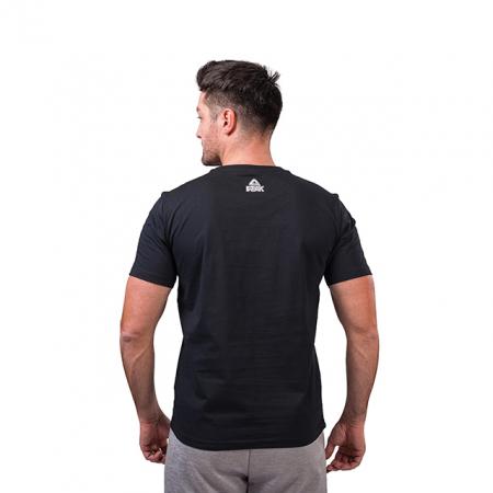 Tricou PEAK Basic negru [2]