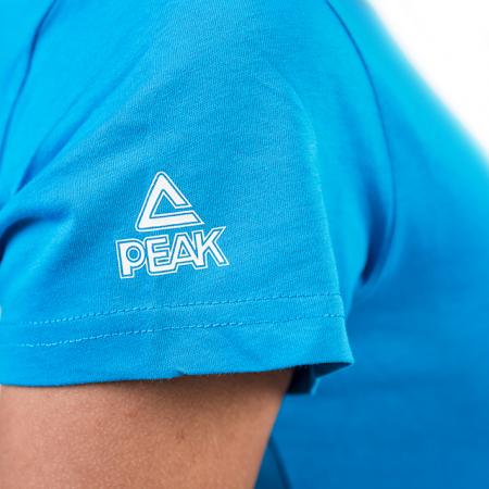 Tricou PEAK Training II dama albastru [3]