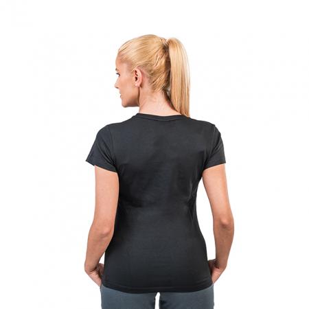 Tricou PEAK Training II dama negru [2]