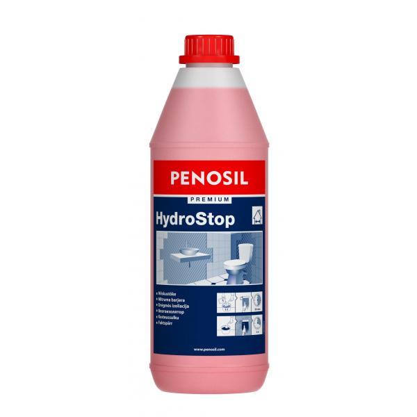Substanță hidroizolantă Premium HydroStop, 1L [0]