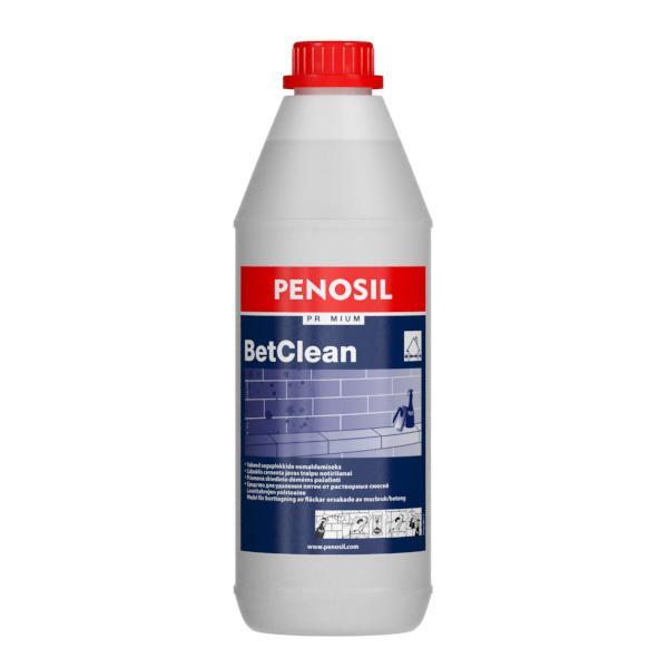 Soluție de curățare pete de mortar Premium BetClean, 1L [0]