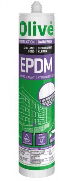 Adeziv pentru benzi de etanșare EPDM 0