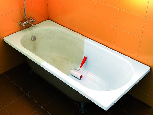 Kit vopsea pentru renovare căzi fontă Premium BathCoating [1]