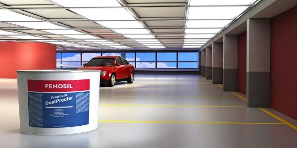 Întăritor pentru suprafețe din beton Premium DustProofer 1