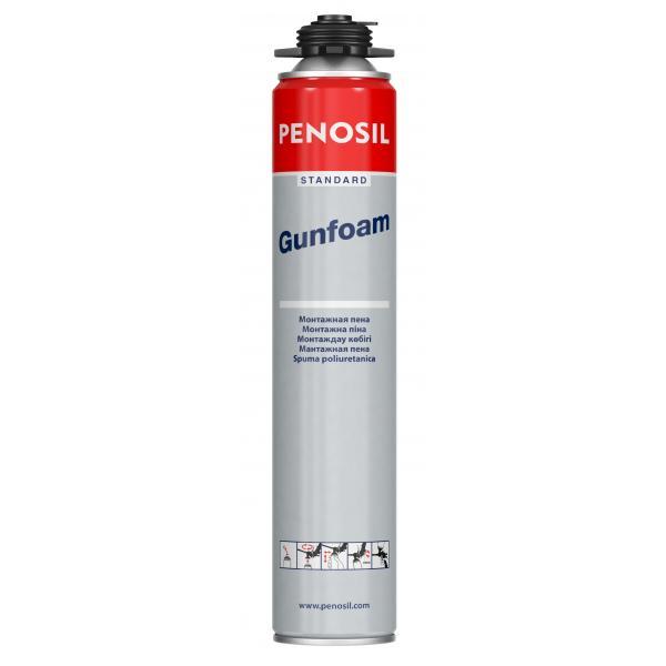 Spumă poliuretanică pentru montaj Standard GunFoam 0
