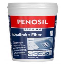 Hidroizolant pentru pardoseli Premium AquaBrake Fiber0