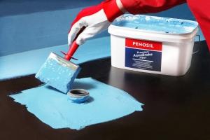 Hidroizolant pentru pardoseli Premium AquaBrake Fiber1