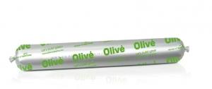 Silicon neutral rezistent la foc Olivé Pirofoc Silicone, alb, 600ml0