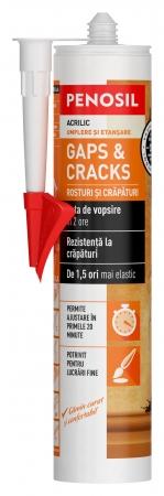 Silicon acrilic etanșant Penosil Gaps & Cracks, 280ml4