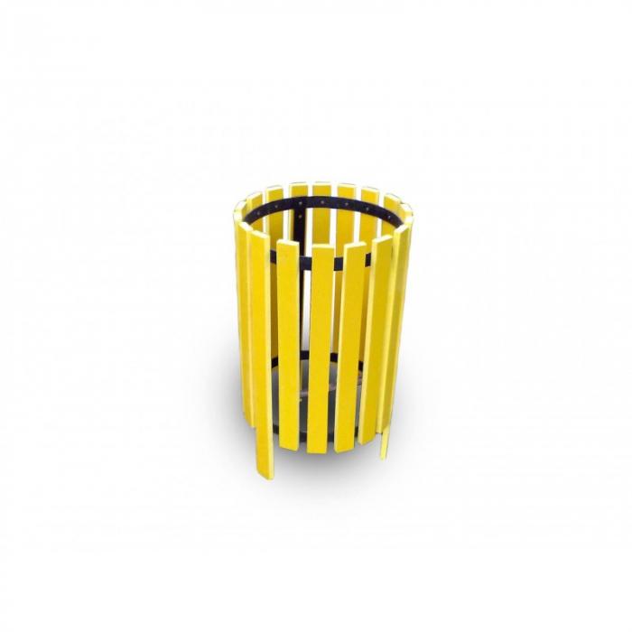 Cos pentru gunoi din PVC [0]