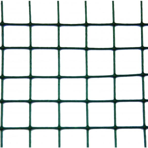 Plasa sarma Zn sudata plastifiata 1x10 m - 13x13x1 mm [1]
