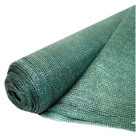 Plasa umbrire 1,2x100 m - verde - 35 g/mp [0]