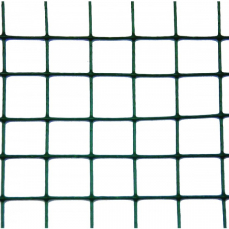 Plasa sarma zn sudata plastifiata 1x10 m - 19x19 x1.4 mm [1]