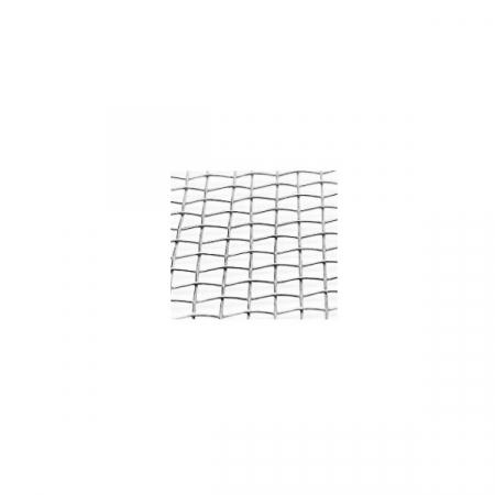 Plasa sarma subtire si ochiuri dese Zn 1x12 m - 2.1x2.1x0.46 mm [1]