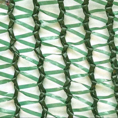 Plasa umbrire 4x100 m - verde - 40 g/mp [1]
