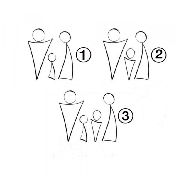 Bratara Personalizata argint, snur piele naturala - Family [1]