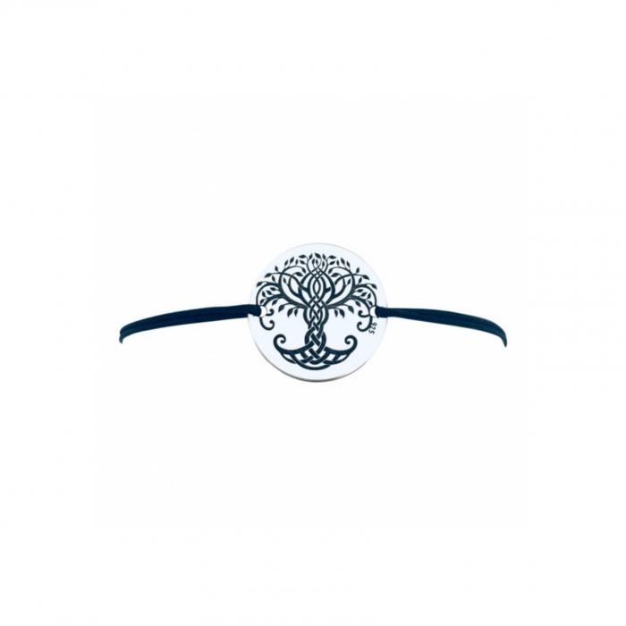 Bratara Copacul Vietii din argint personalizata - Personally ME 0