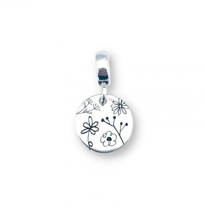 Charm argint personalizat Simboluri [0]