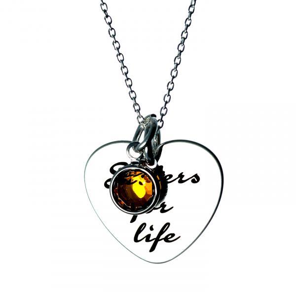 Lanturi personalizate - Sisters for life 2