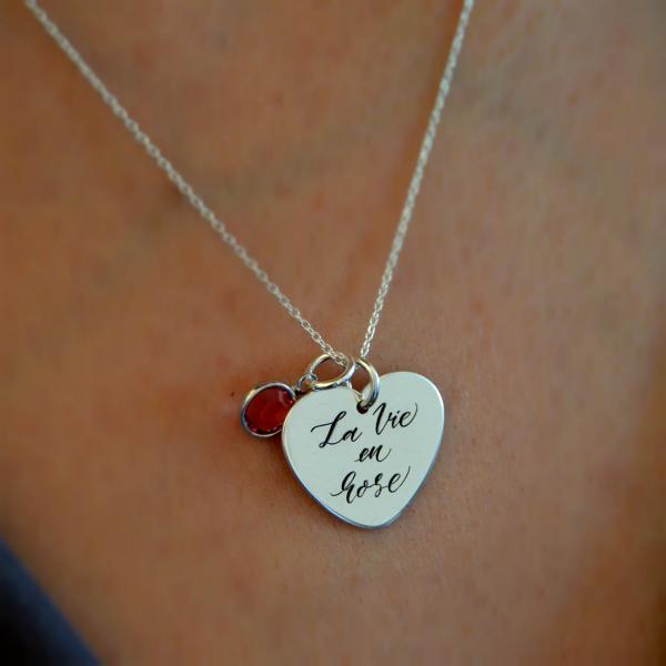 Lanturi personalizate - Sisters for life 1