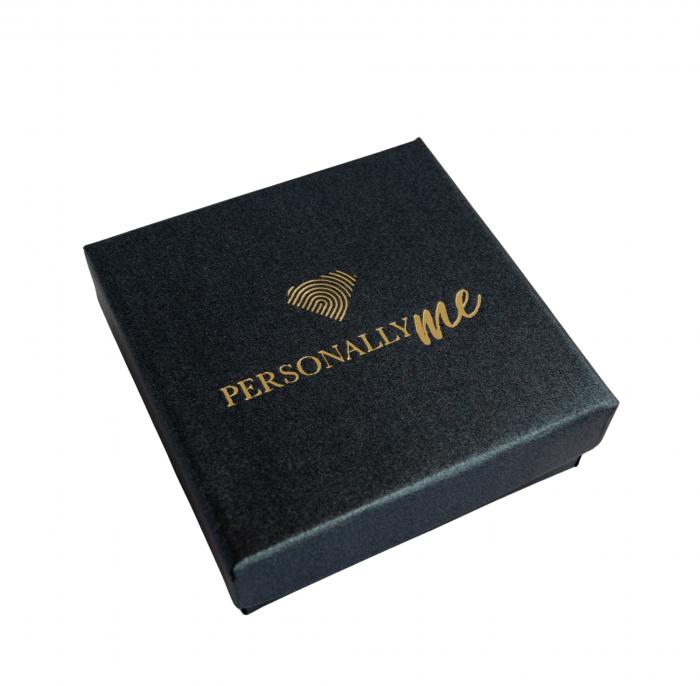Set bratari personalizate cuplu argint Personally ME 4