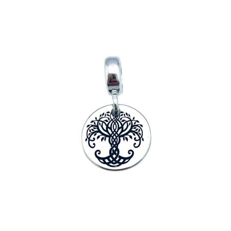 Charm argint personalizat Simbol Copacul Vietii - Personally ME [0]