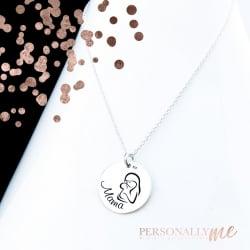 Lantisor personalizat argint pentru Mama - Personally ME [0]
