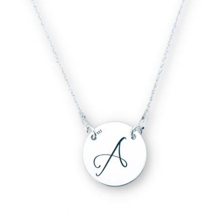 Lantisoare argint personalizate cu initiale [0]