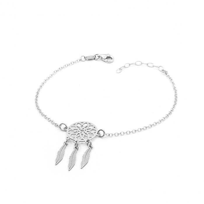 Bratara Argint 925 Rodiat Dreamcatcher Personal Style [1]