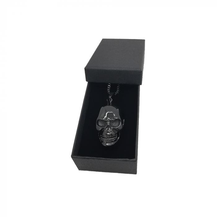 Lant Pandantiv Skull Inox [1]