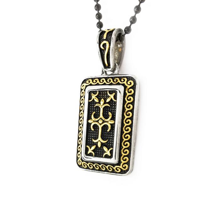 Lant Pandantiv Heraldic Elements Inox [0]