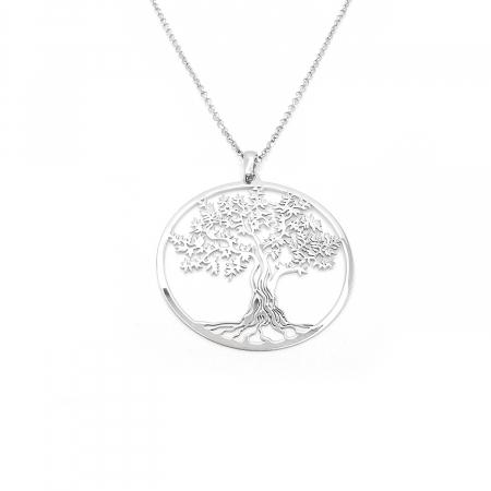 Lantisor Pandantiv Copacul Vietii Argint 925 Personal Style [0]