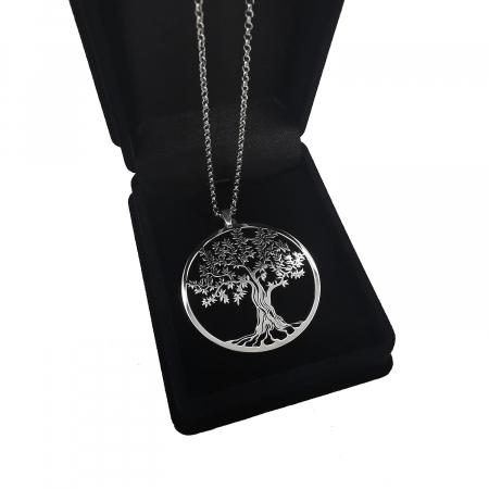 Lantisor Pandantiv Copacul Vietii Argint 925 Personal Style [2]