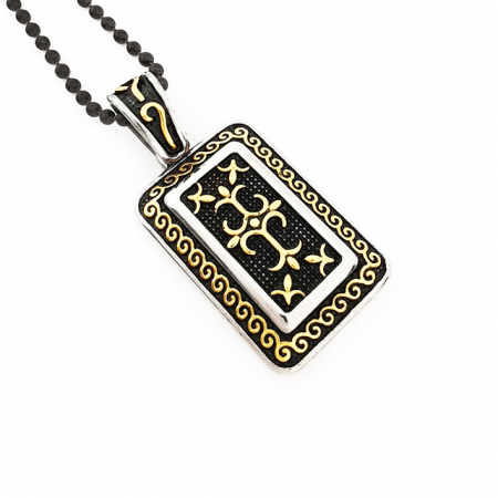 Lant Pandantiv Heraldic Elements Inox [1]