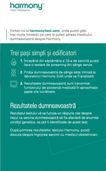 Test Prenatal Harmony - Ariosa USA 0