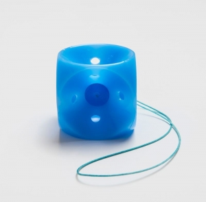 Pesar Cub Perforat cu buton, ARABIN®1