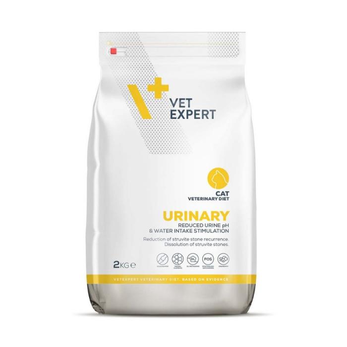 4T Veterinary Diet Urinary cat VetExpert, 2 kg 0