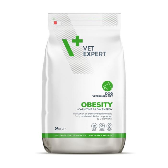 4T Veterinary Diet Obesity dog, 2 kg [0]