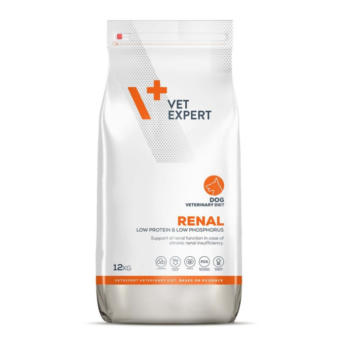 4T Veterinary Diet Renal Dog Pui, 14 Kg 0