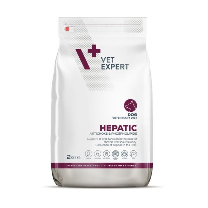 4t Veterinary hepatic dog VetExpert 2 kg [0]