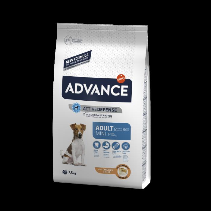 Advance Dog  mini adult, 7.5 kg 0