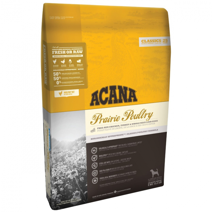 Acana Prairie Poultry Classic 17 kg [0]