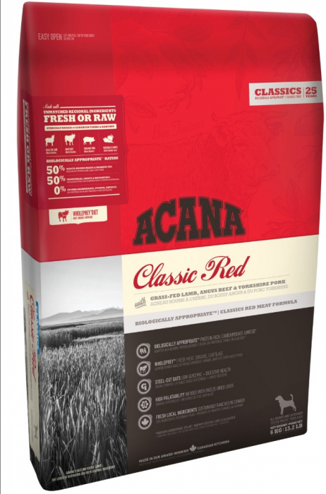 Acana Clasic Red, 17 kg 0