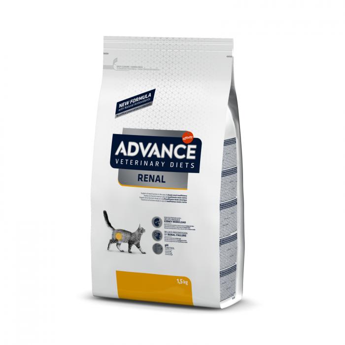Advance Cat Insuficienta Renala, 1.5 kg 0