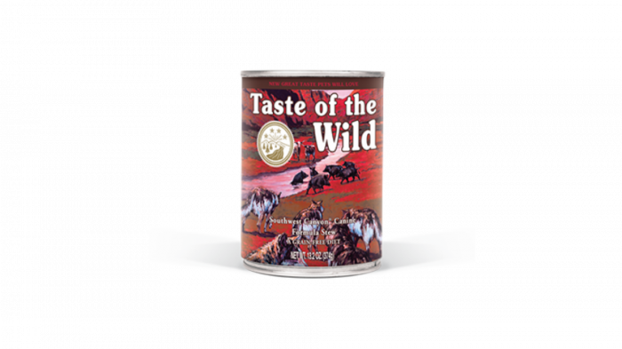 Conserva Taste of the Wild - Southwest Canyon, 390 g 0