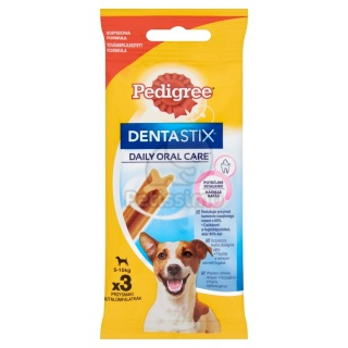 Pedigree Dentastix Talie Mica 7 buc, 110g 0