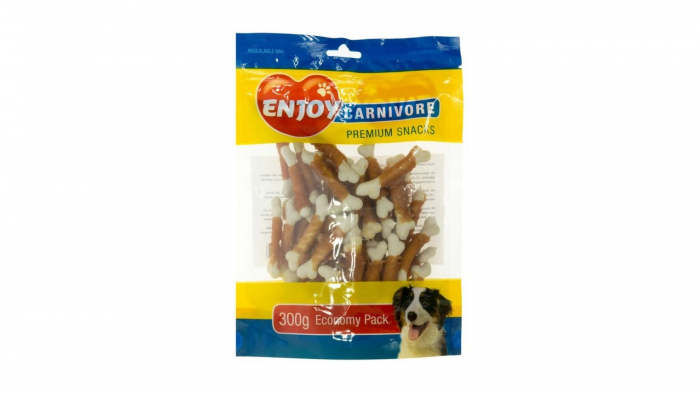 Enjoy Carnivore Calcium Bone Chicken, 300 g 0