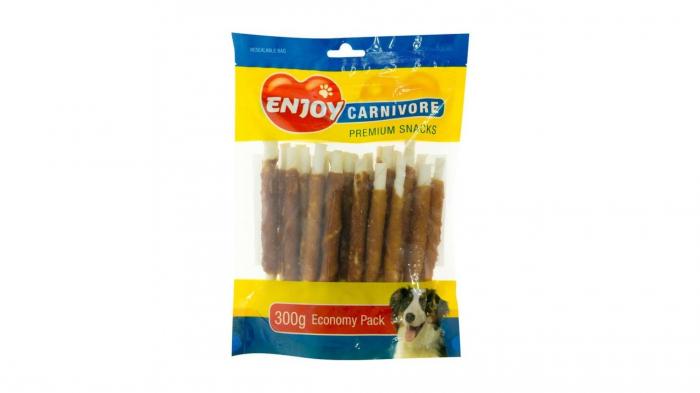 Enjoy Carnivore Sticks & Chicken, 300 g [0]